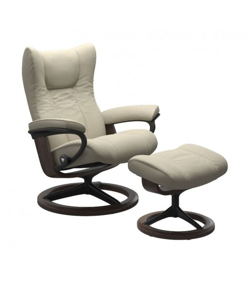 Stressless - Fauteuil - Wing - Mons